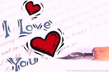 Gedichte Liebe Sprueche