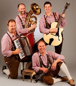 Hochzeitsband aus Bayern Hochzeitsmusik
