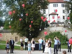 Hochzeitslocation in Bayern Hochzeit feiern auf Schloss